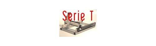 Pantografi universali CNC High Z Serie T