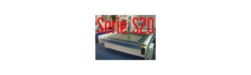 Pantografi industriali CNC RaptorX Serie S20