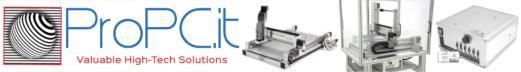 CNC-Step Italia, i pantografi a basso costo e di qualità dalla Germania!